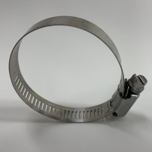 "Hose Clamp For 2"" Heater Air Hose"
